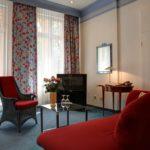 Suite Sitzgruppe Hotel Villa Hentzel Weimar